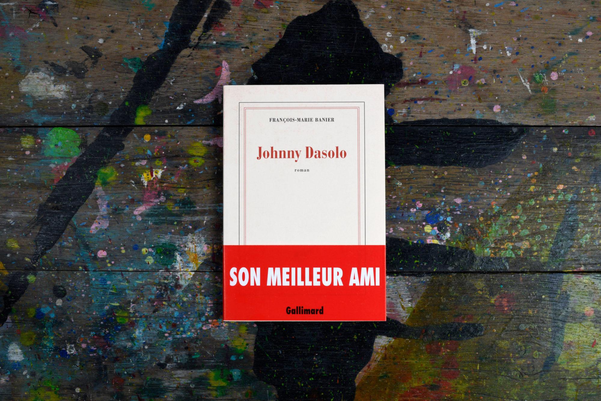 Johnny Dasolo - François-Marie Banier