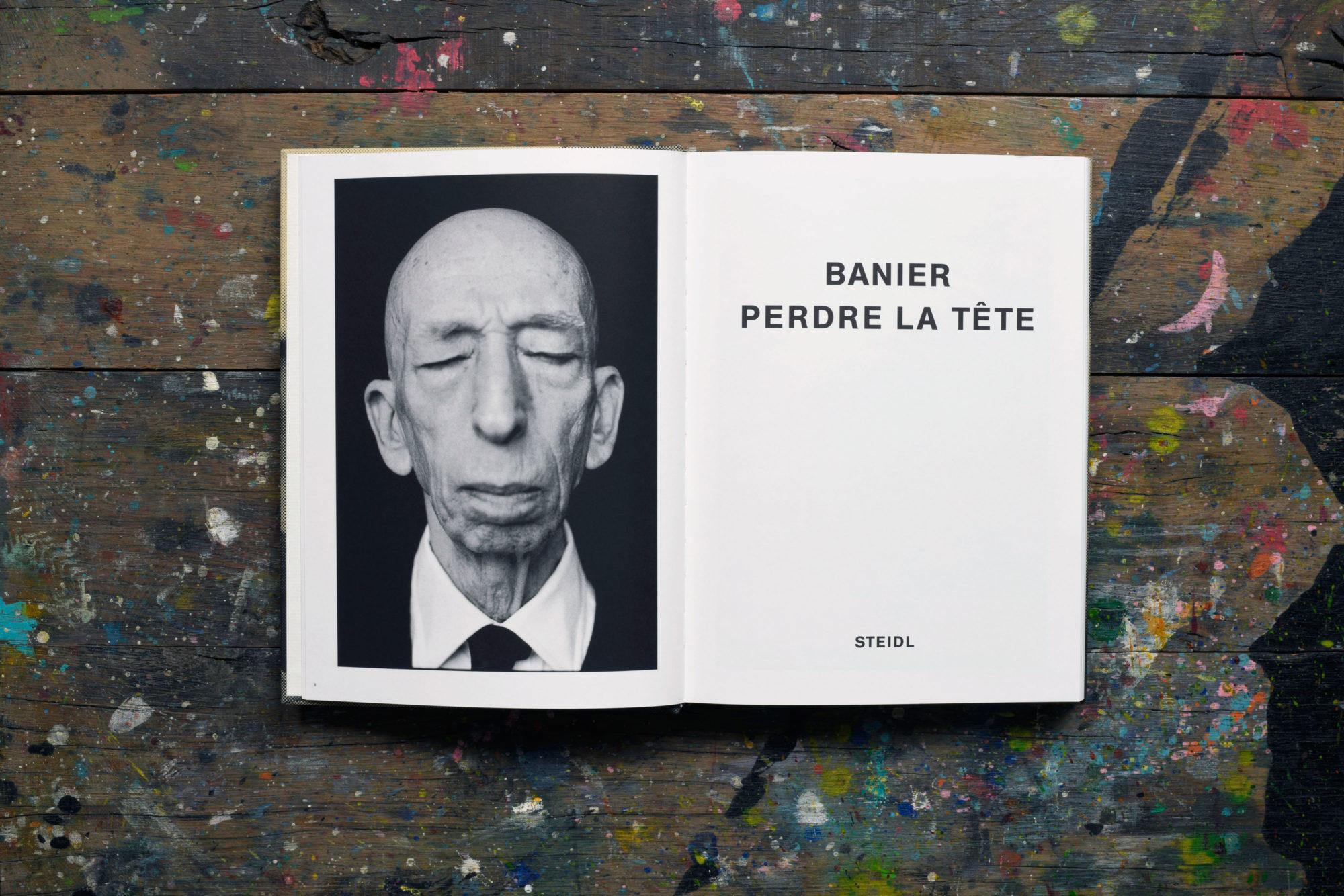 Perdre la tête - François-Marie Banier