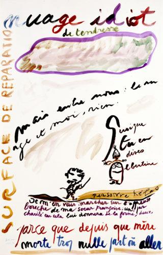 Drawing - François-Marie Banier