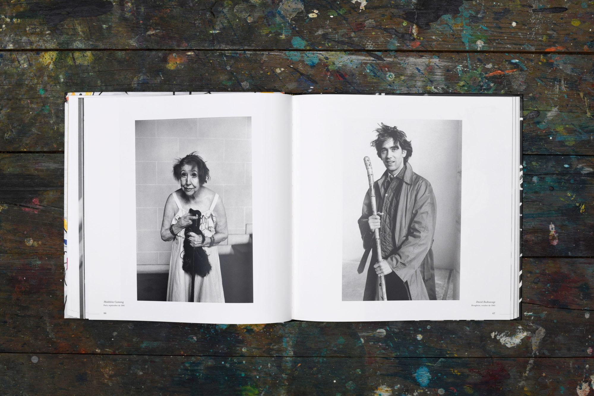 Fotos y pinturas - François-Marie Banier