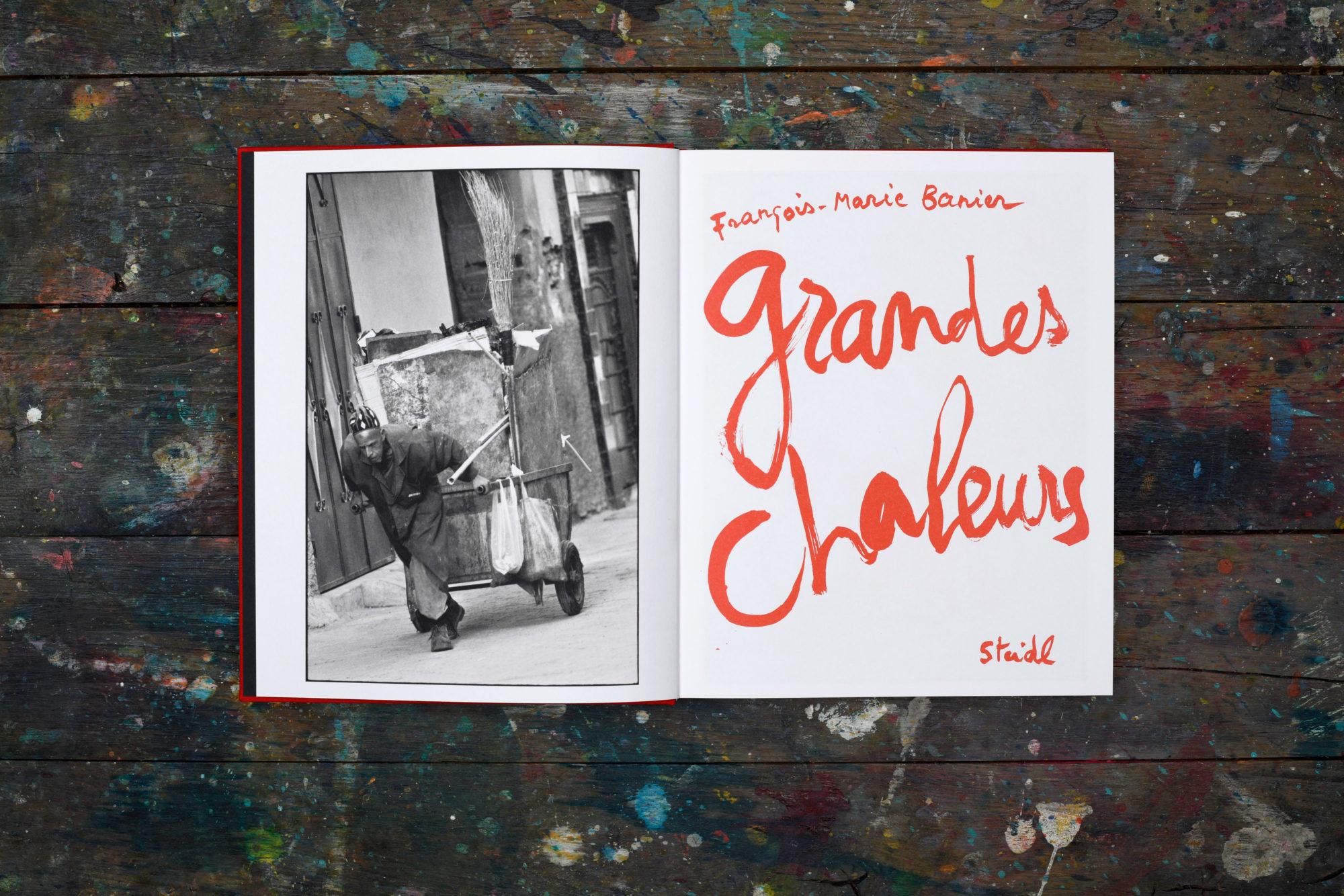 Grandes Chaleurs - François-Marie Banier