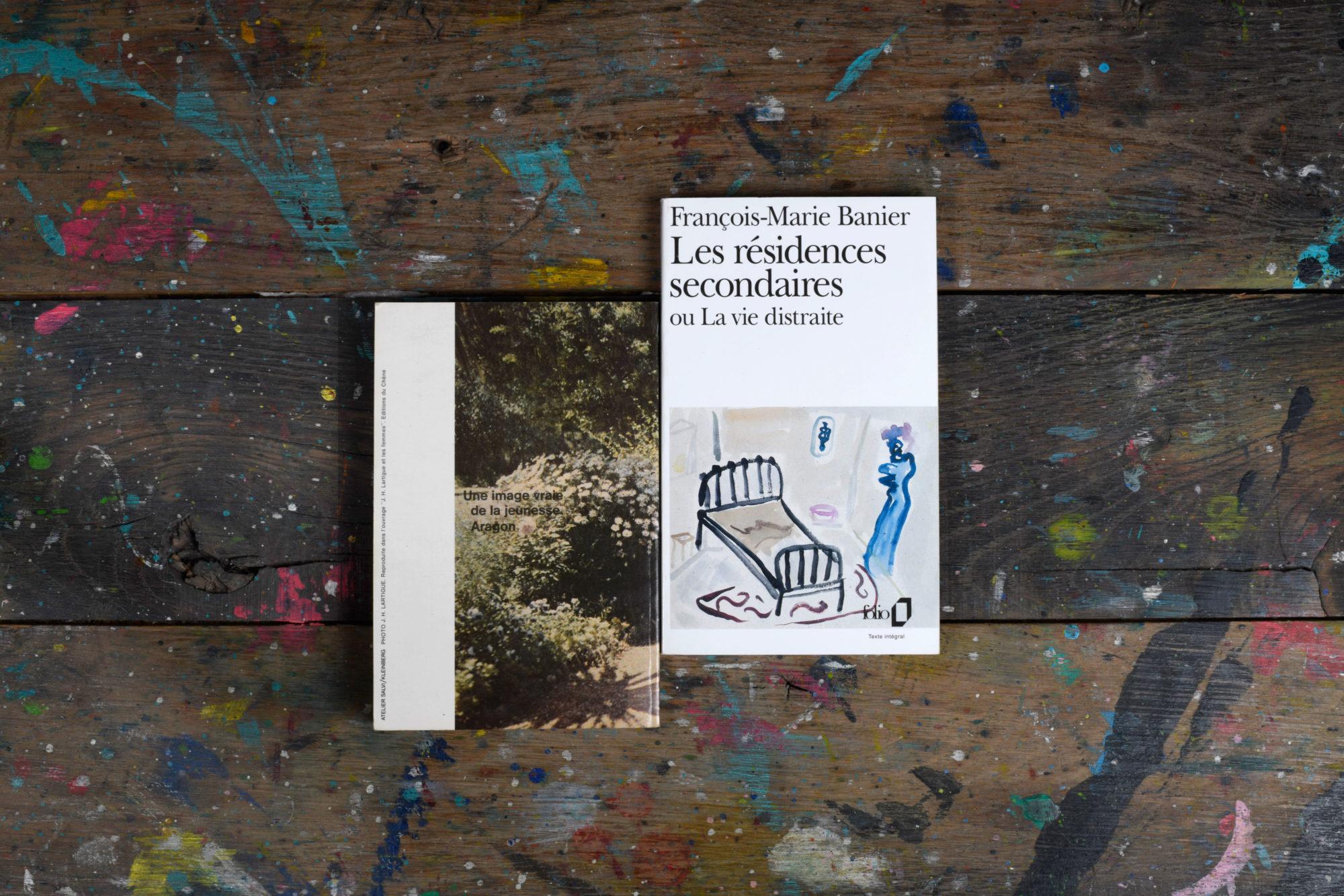 Les résidences secondaires ou La vie distraite - François-Marie Banier