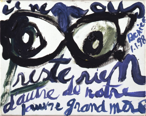 Painting - François-Marie Banier