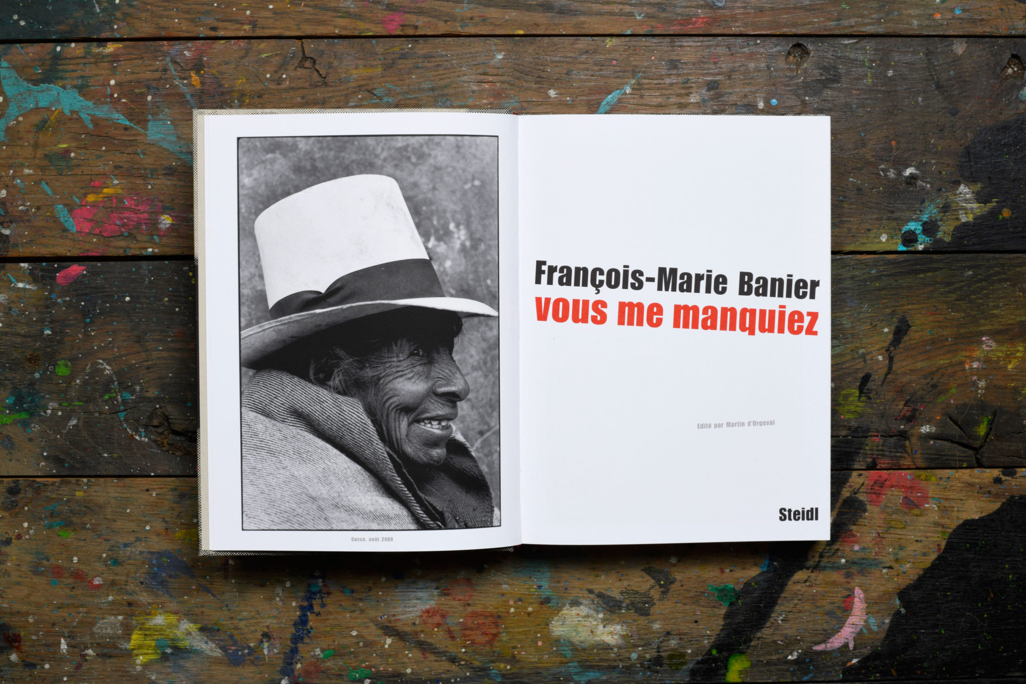 I missed you - François-Marie Banier