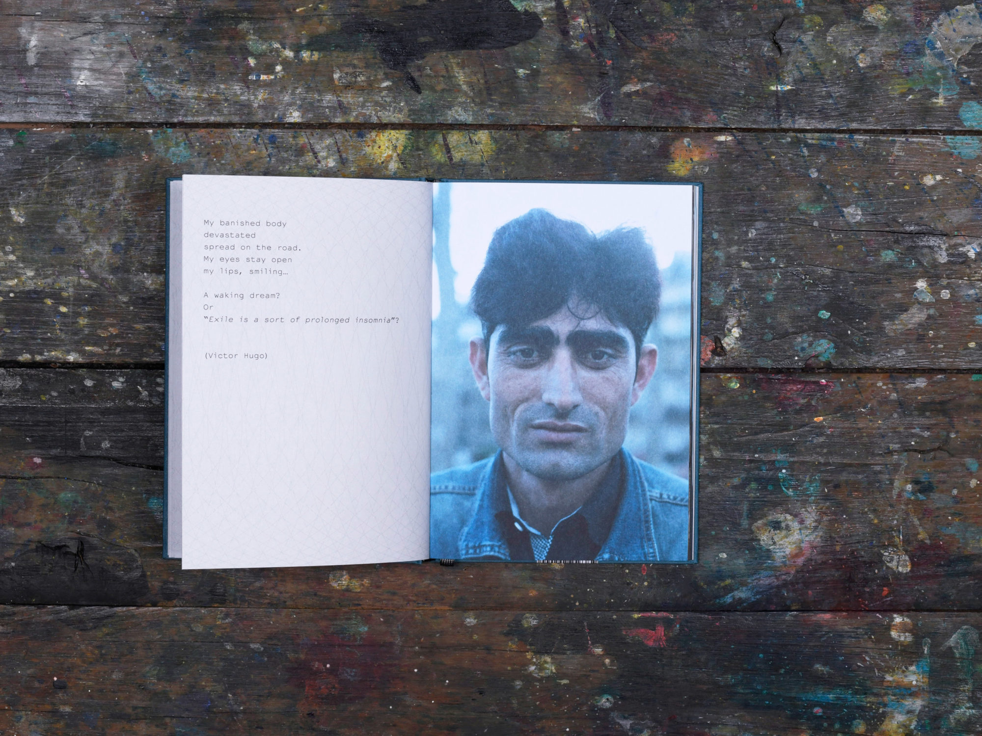 Passport - François-Marie Banier