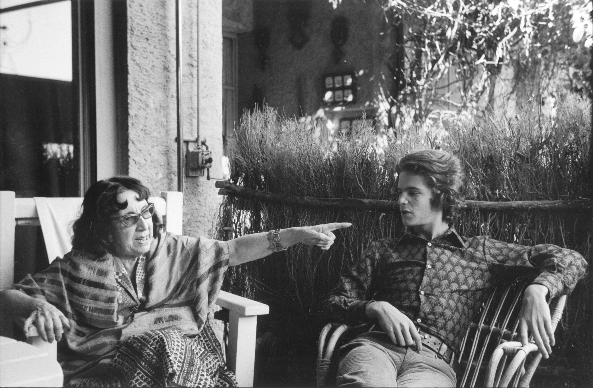 François-Marie Banier Marie-Laure de Noailles 1969-1970 - François-Marie Banier