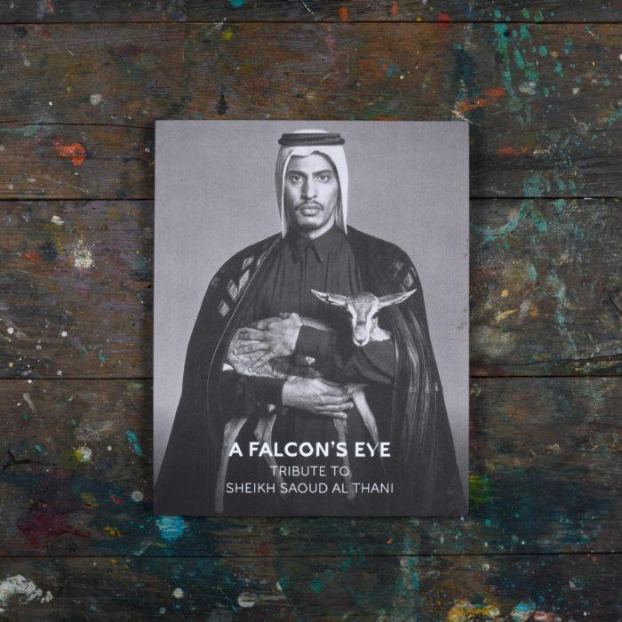 A Falcon's eye Tribute to Sheikh Saoud Al Thani - François-Marie Banier